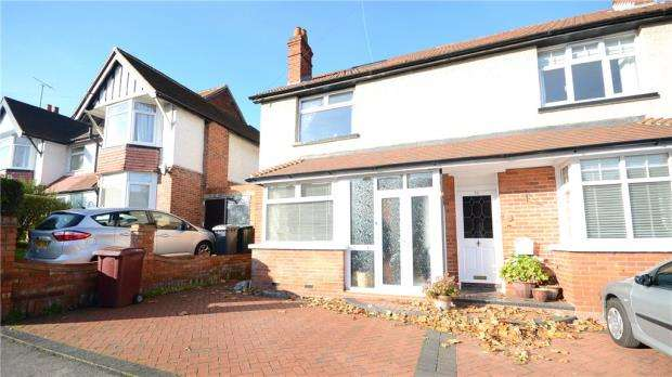 3 Bedrooms Semi Detached House for sale in Grovelands Road, Reading, Berkshire