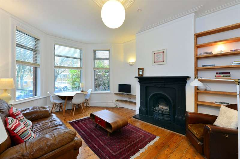 2 Bedrooms Apartment Flat for sale in Crescent Road, Alexandra Park, N22