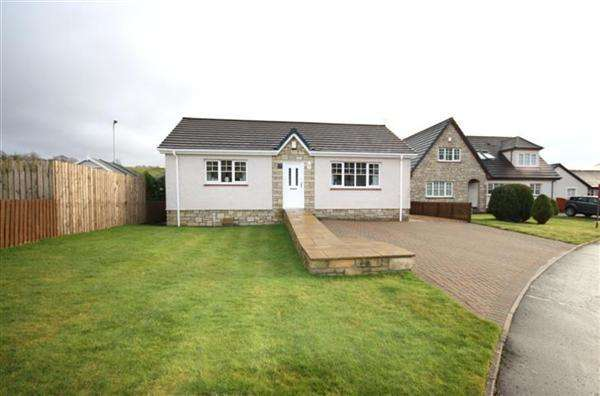 2 Bedrooms Bungalow for sale in Ballochmyle View, Catrine