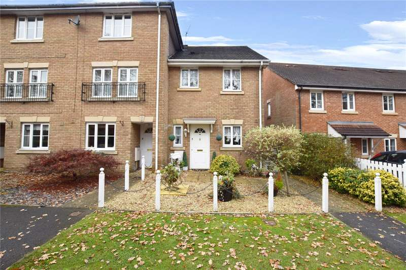 2 Bedrooms End Of Terrace House for sale in Hoffman Close, Warfield, Berkshire, RG42