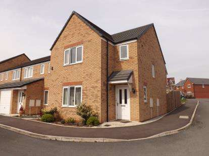 House for sale in Greylag Gate, Newcastle, Staffordshire