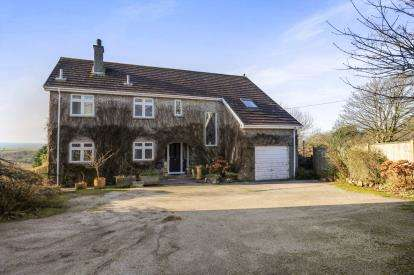 5 Bedrooms Detached House for sale in Row, St. Breward, Bodmin