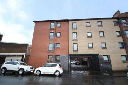 2 Bedrooms Flat for sale in Darleith Street, Shettleston, Lanarkshire