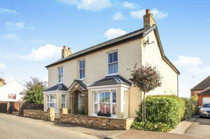 5 Bedrooms Detached House for sale in Station Road, Warboys, Huntingdon, Cambridgeshire