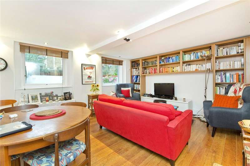 1 Bedroom Flat for sale in Ainsworth Road, Hackney, E9