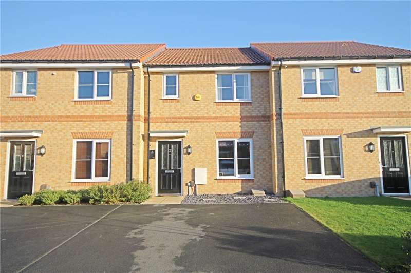 3 Bedrooms Terraced House for sale in Poulton Close, Darlington, County Durham, DL3