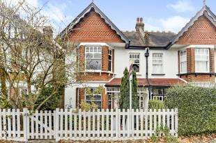 4 Bedrooms Semi Detached House for sale in Beaumont Road, Purley, Surrey, England