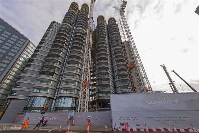 Property for sale in The Corniche, London, SE1