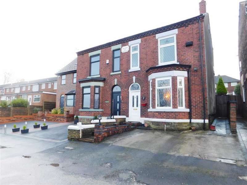 3 Bedrooms Property for sale in Station Road, Woodley, Stockport