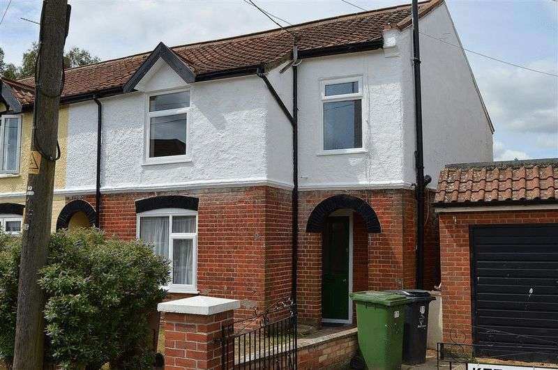 3 Bedrooms Terraced House for sale in Church Road Watton