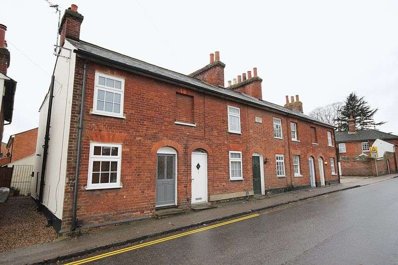 2 Bedrooms House for sale in Oliver Street, Ampthill