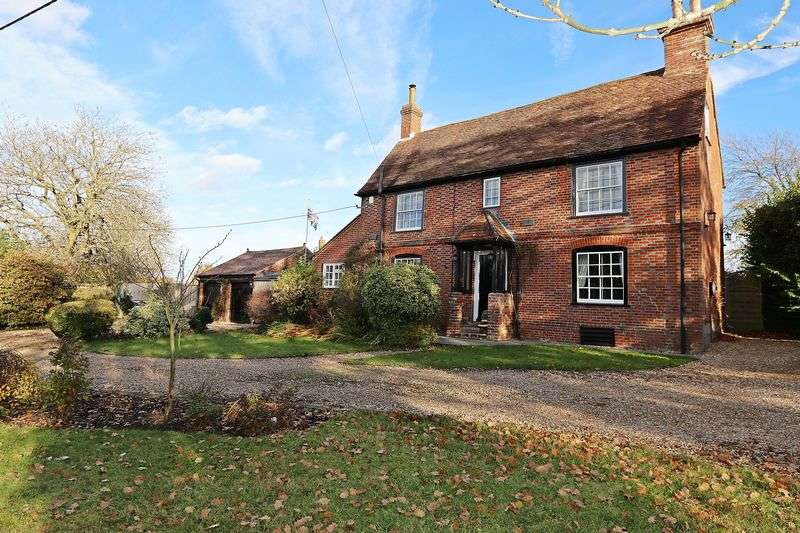 5 Bedrooms Detached House for sale in Dodwell Lane, Bursledon