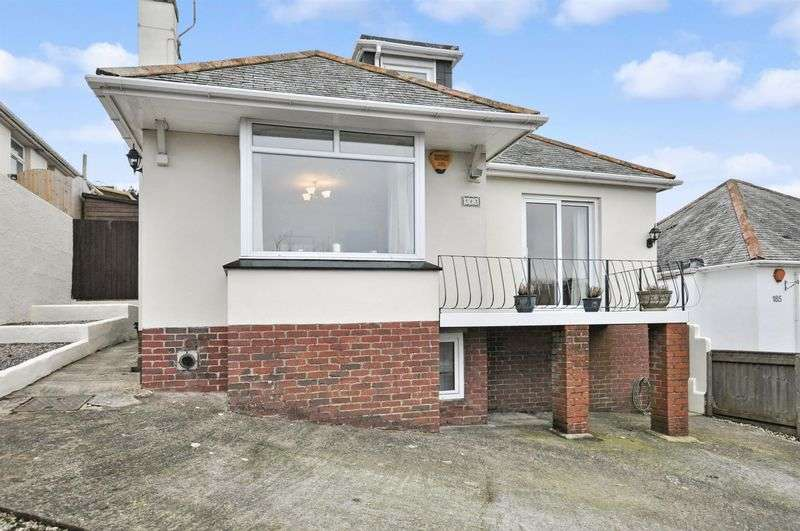 3 Bedrooms Detached Bungalow for sale in Marldon Road, Paignton