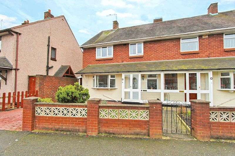 3 Bedrooms Semi Detached House for sale in Gurney Road, Beechdale Estate Walsall