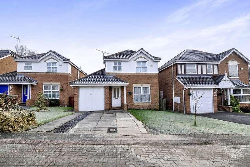 3 Bedrooms Detached House for sale in Mellor Lea Farm Drive, Ecclesfield, SHEFFIELD, S35