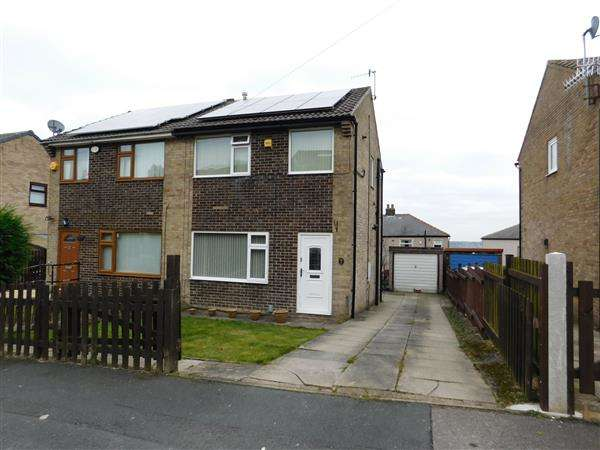 2 Bedrooms Semi Detached House for sale in Highlands Grove, Bradford