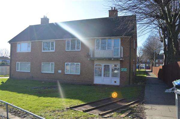 1 Bedroom Maisonette Flat for sale in Meon Grove, Sheldon, Birmingham
