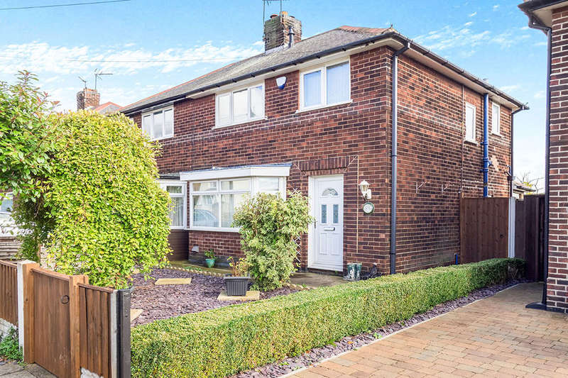 3 Bedrooms Semi Detached House for sale in Sandy Lane, Hucknall, Nottingham, NG15