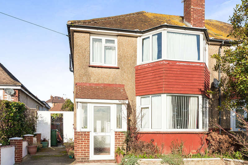 4 Bedrooms Semi Detached House for sale in De La Warr Road, Bexhill-On-Sea, TN40