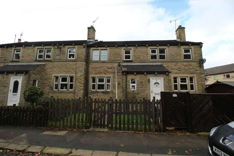 3 Bedrooms Property for sale in Balme Terrace Sun Street, Haworth, Keighley, BD22