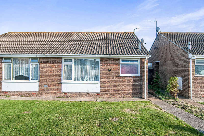 1 Bedroom Semi Detached Bungalow for sale in Chaucer Walk, Eastbourne, BN23