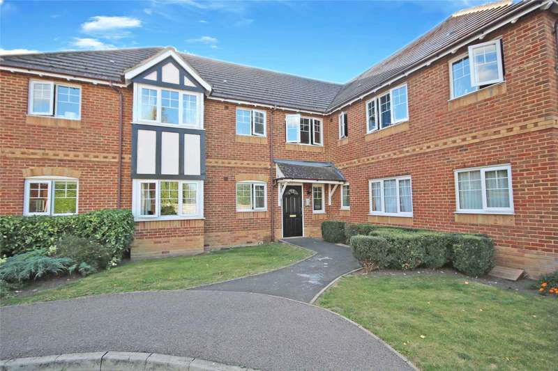 2 Bedrooms Apartment Flat for sale in Twynersh Avenue, Chertsey, Surrey, KT16