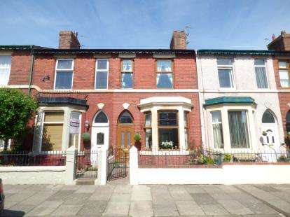3 Bedrooms Terraced House for sale in Promenade Road, Fleetwood, Lancashire, ., FY7