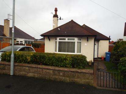 2 Bedrooms Bungalow for sale in Russell Drive, Prestatyn, Denbighshire, LL19