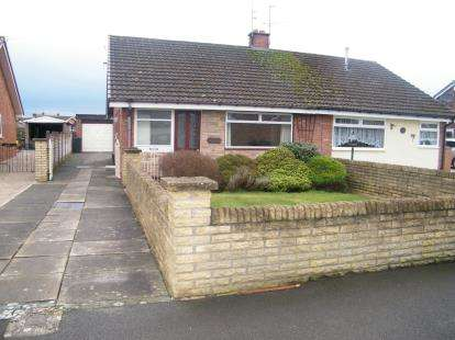 2 Bedrooms Bungalow for sale in Nun House Drive, Winsford, Cheshire, CW7
