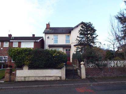 4 Bedrooms Semi Detached House for sale in St. Marys Road, Manchester, Greater Manchester