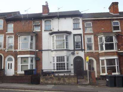 6 Bedrooms Terraced House for sale in Burton Road, Derby, Derbyshire