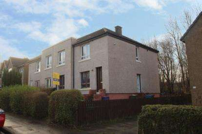 2 Bedrooms Flat for sale in Lesmuir Drive, Scotstounhill