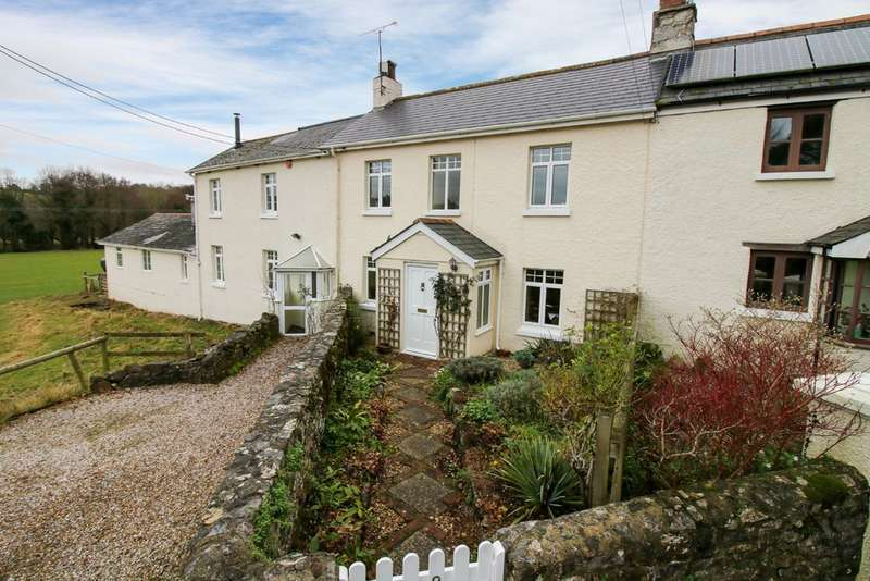 3 Bedrooms Terraced House for sale in Chipley Cottages, Chipley
