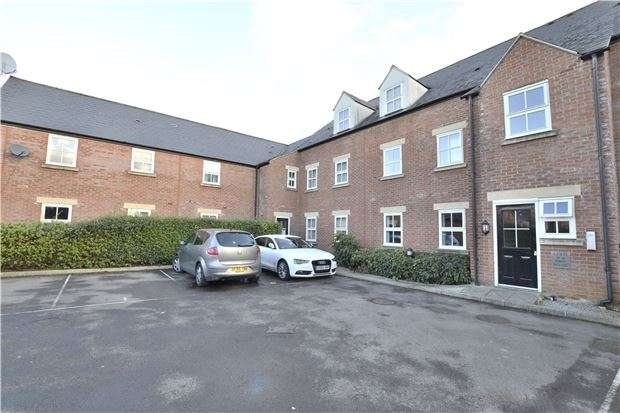2 Bedrooms Flat for sale in Park House, Farm Street, Gloucester, GL1 5AE