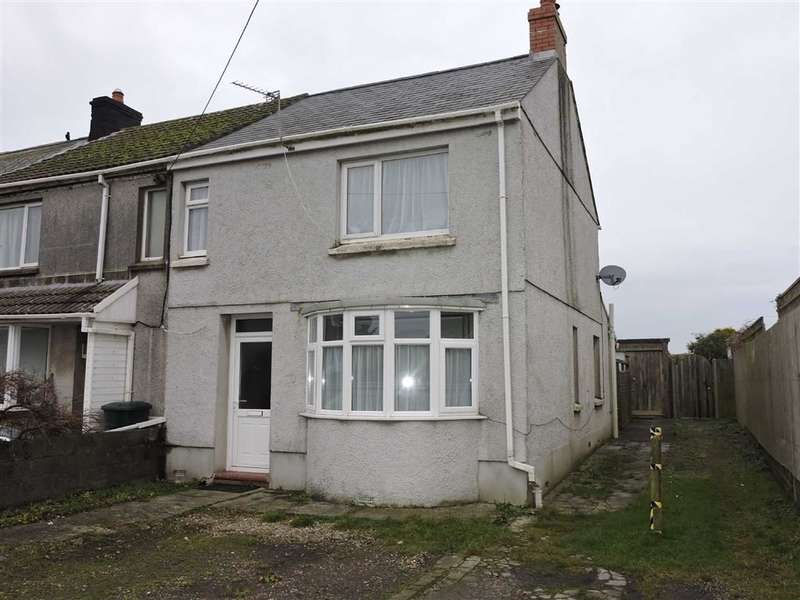 2 Bedrooms Property for sale in Croft Cottages, Llansaint, Kidwelly