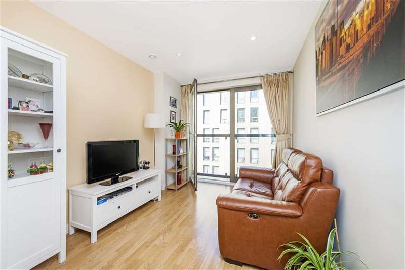 1 Bedroom Flat for sale in Oak Square, LONDON