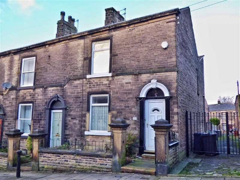 2 Bedrooms Property for sale in West Street, Lees, Oldham, OL4