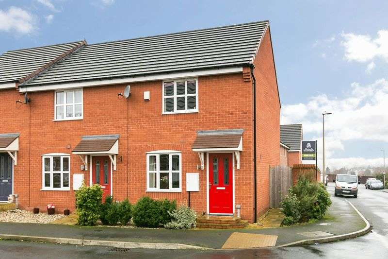 2 Bedrooms Terraced House for sale in Tallies Close, Abram, WN2 5YU