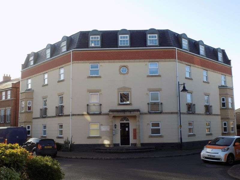 2 Bedrooms Flat for sale in Muirfield, Redhouse