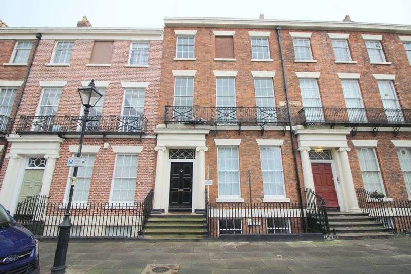 3 Bedrooms Flat for rent in 21 Canning Street, Liverpool