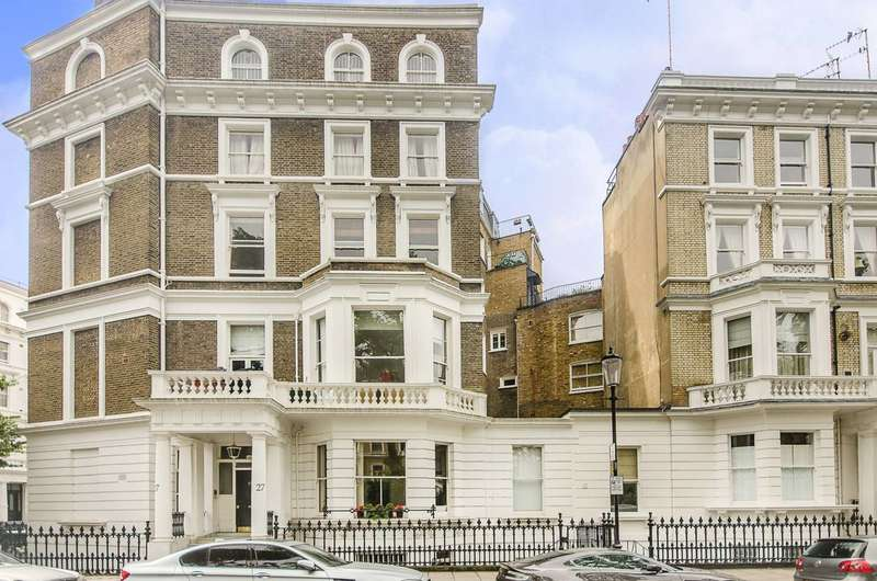 2 Bedrooms Flat for sale in Lexham Gardens, Kensington, W8
