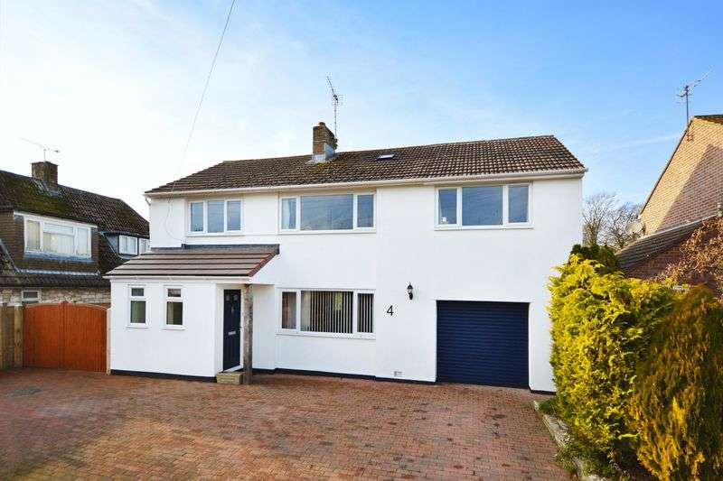 4 Bedrooms Detached House for sale in Casterbridge Road, Dorchester, DT1