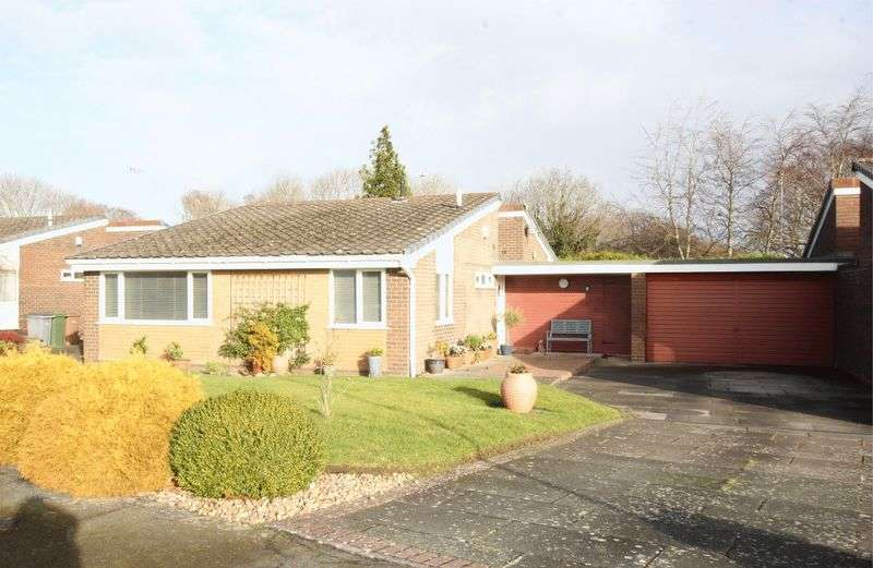 3 Bedrooms Detached Bungalow for sale in Parklands Drive, Gayton, Wirral