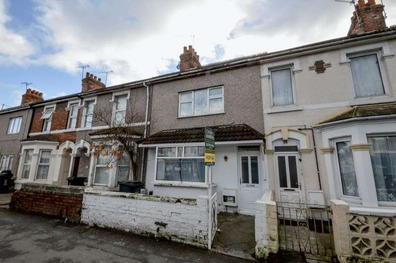 3 Bedrooms Terraced House for sale in Manchester Road, Swindon