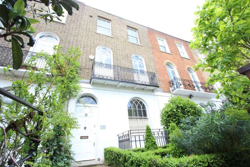 4 Bedrooms Town House for sale in Balls Pond Road, N1