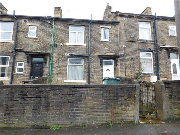 2 Bedrooms Terraced House for sale in Beckside Road, Bradford
