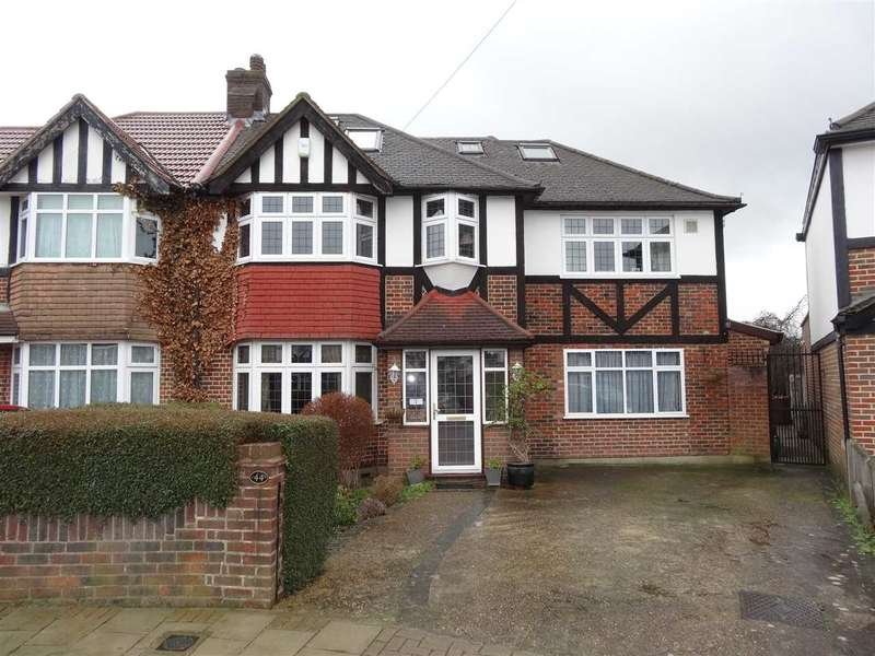 7 Bedrooms Semi Detached House for sale in St Paul's Close, Hounslow West