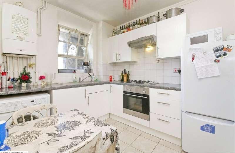 2 Bedrooms Maisonette Flat for sale in Levita House, Chalton Street, NW1