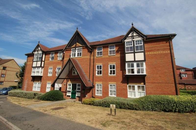 2 Bedrooms Flat for sale in Orford Court Osbourne Road, Dartford, DA2