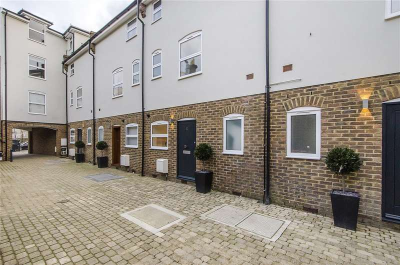 3 Bedrooms Terraced House for sale in Abberley Mews, Clapham, London, SW4